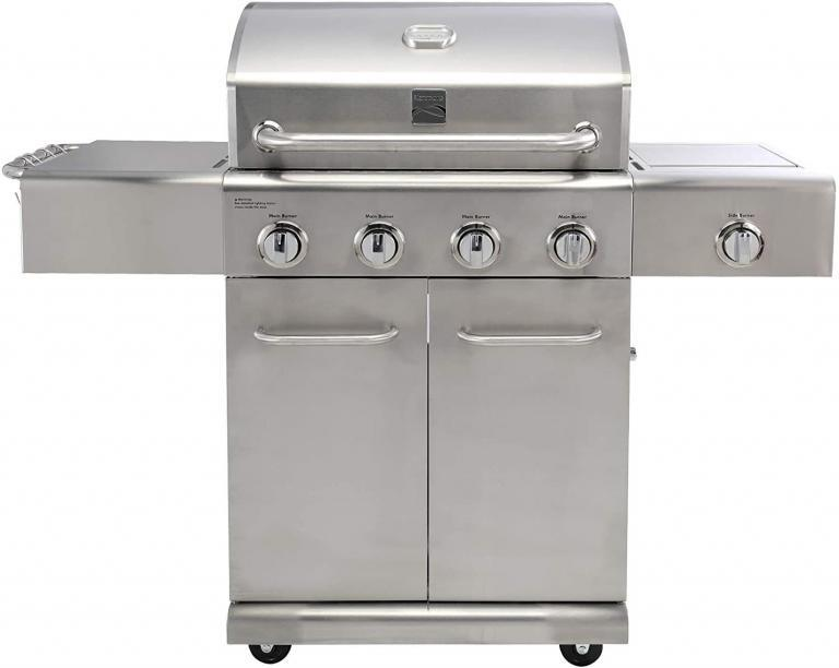 Kenmore Stainless Steel 4-Burner Propane Grill Review