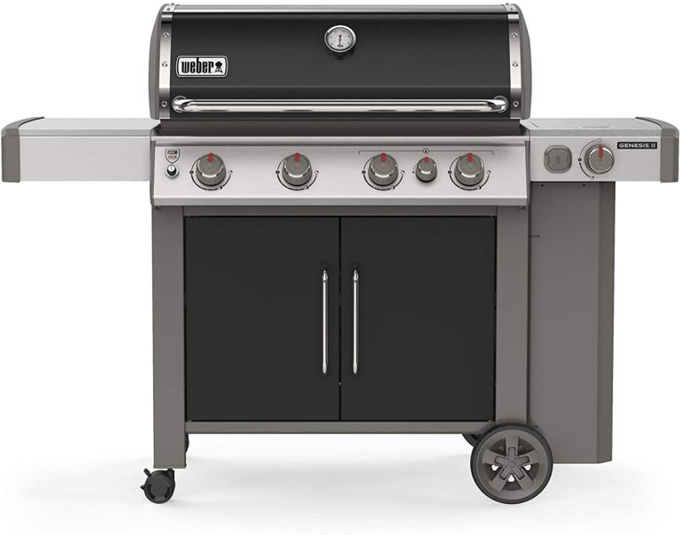 Weber Genesis II S-435 and E-435 Grill Review