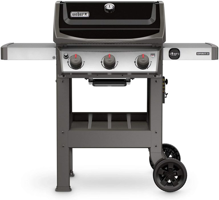 Weber Spirit II E-310 Gas Grill Review