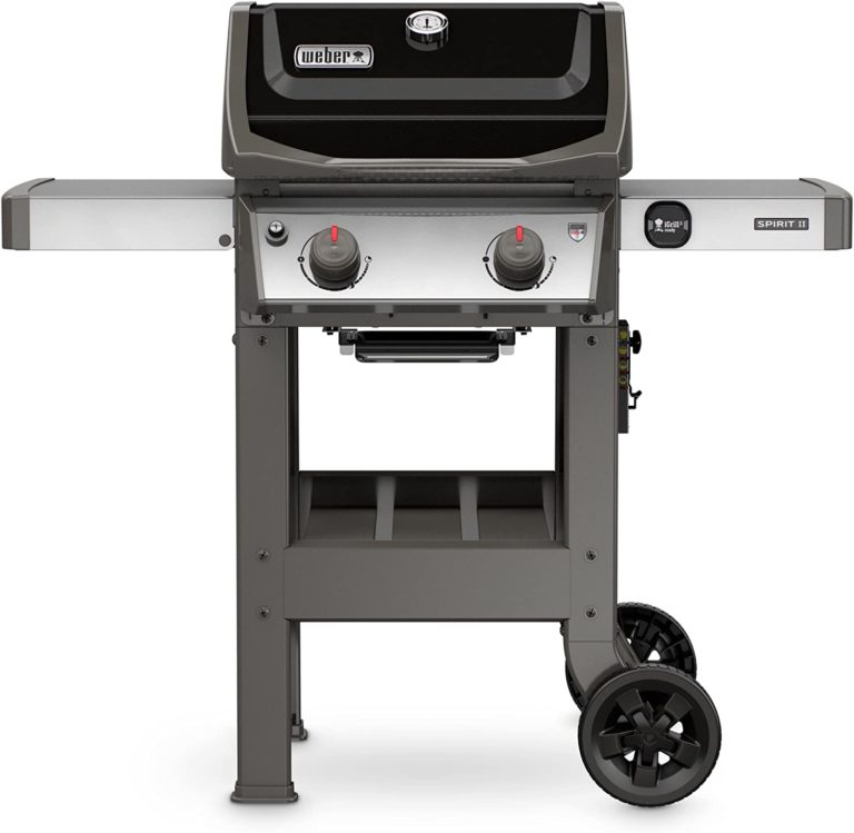 Weber Spirit II E-210 Review