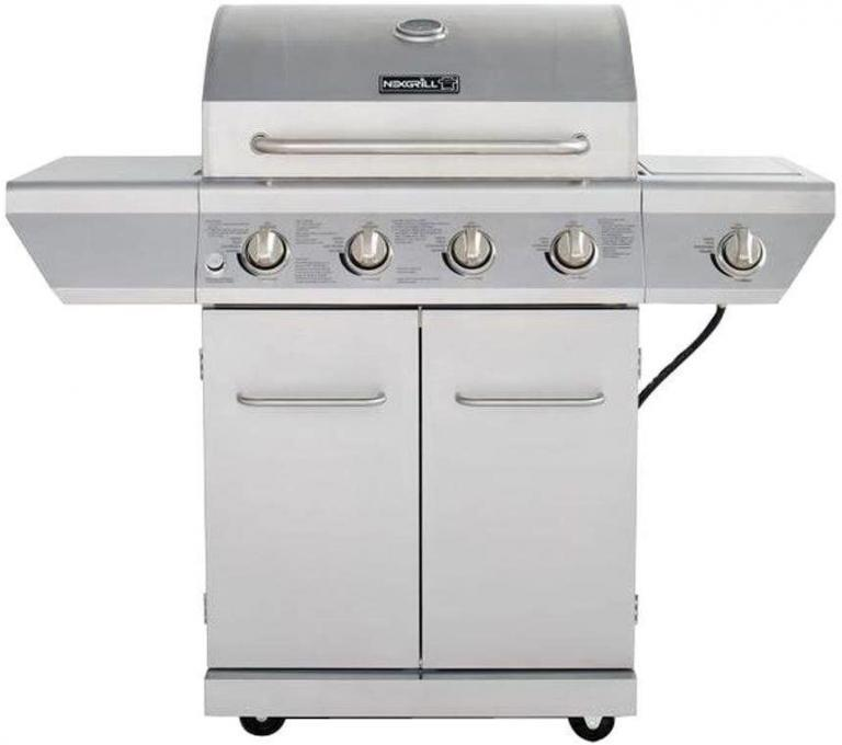 Nexgrill 4-Burner Gas Grill Review