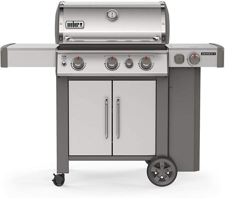 Weber Genesis II E-335 and S-335 Gas Grill Review