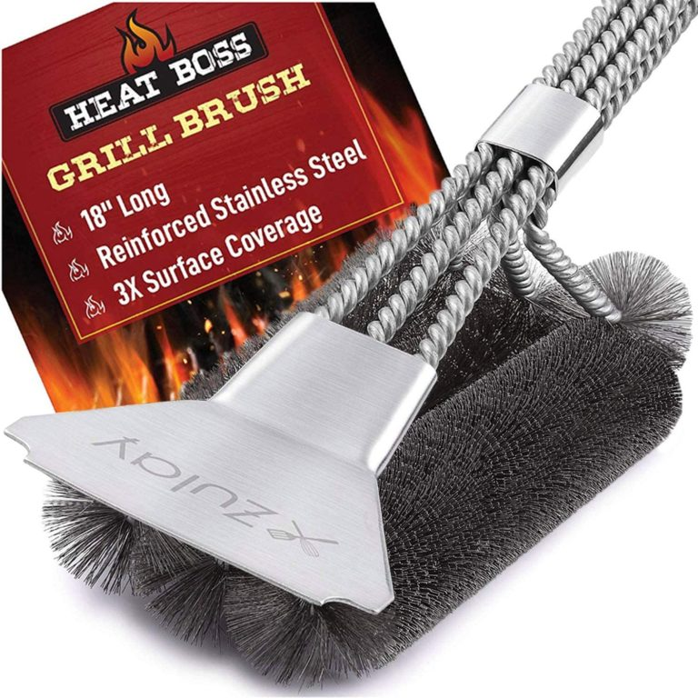 Heat Boss Grill Brush
