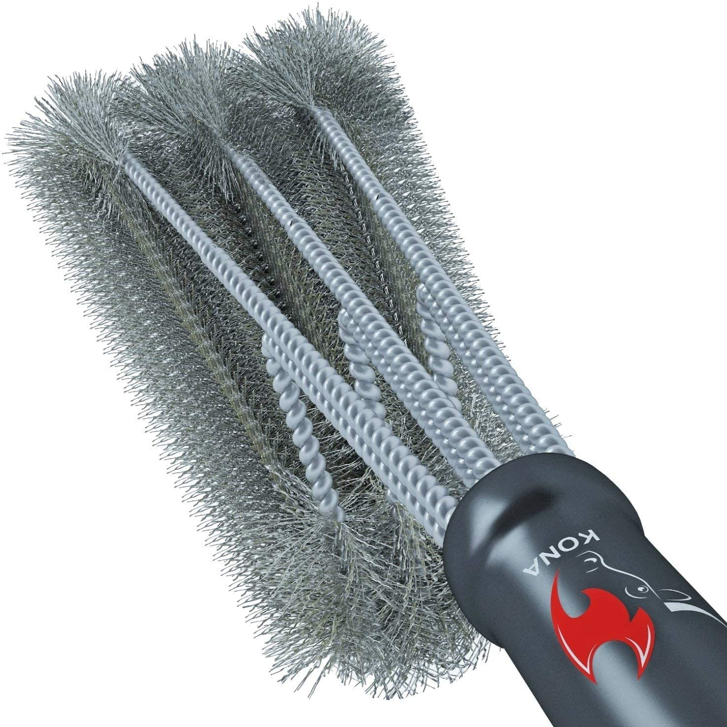 Kona 360 Clean Grill Brush, 18 inch