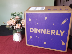 Dinnerly Delivery Box