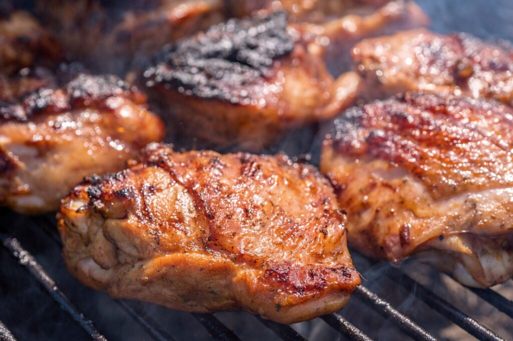 Grilled Chicken Thigh
