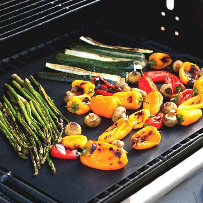 The 10 Best Grill Mats (2021 Review)