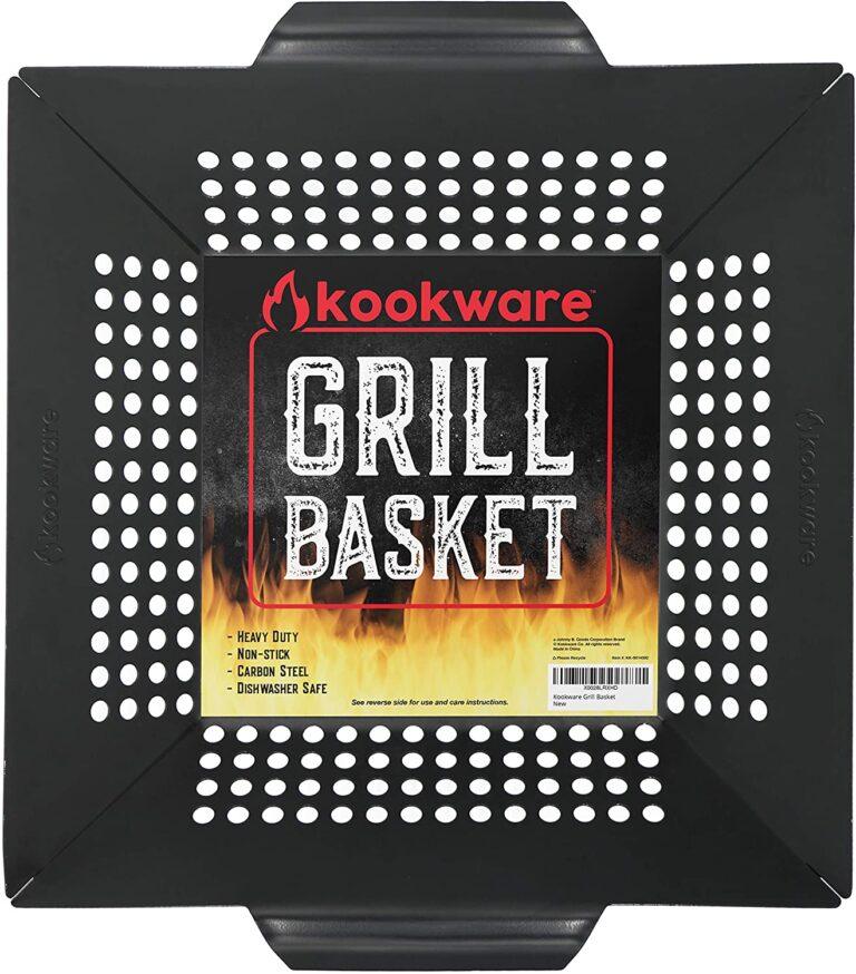 Kookware Vegetable Grill Basket