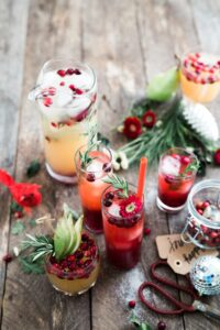 The Most Popular Holiday Cocktail in Each State