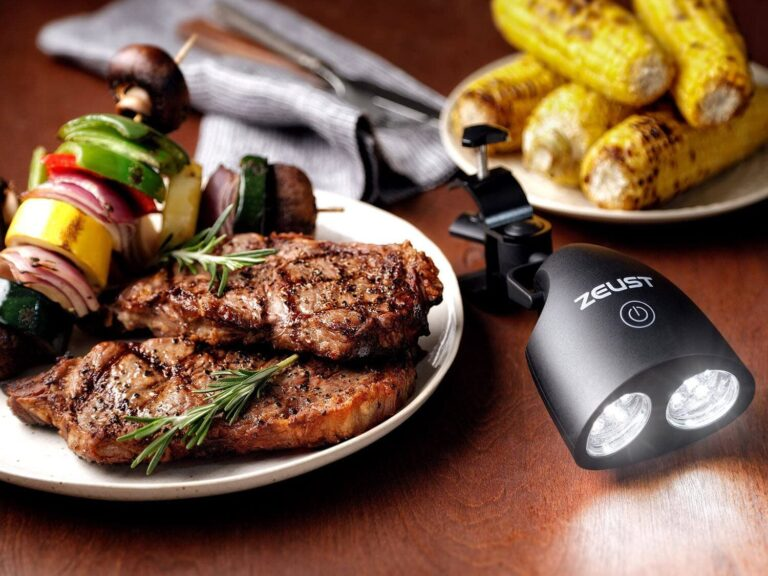 5 Best Grill Lights (2021 Review)