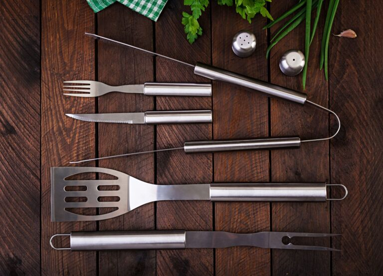 The 7 Best Grill Tool Sets (2021 Review)