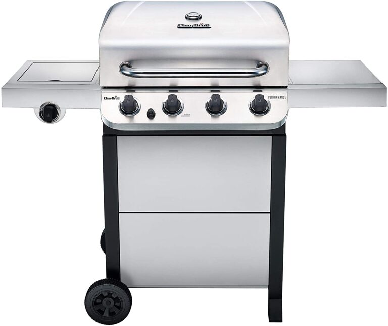 Char-Broil 463377319 Performance 4-Burner Review