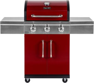Dyna-Glo 3-Burner Gas Grill Review
